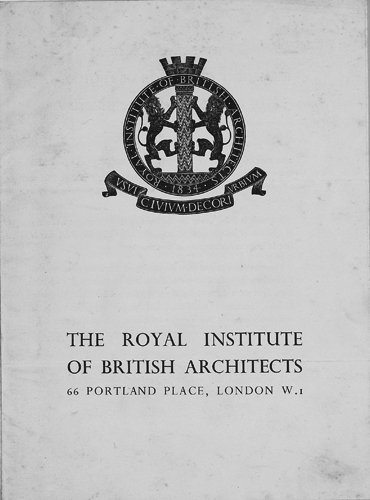 The Royal Institute of British Architects